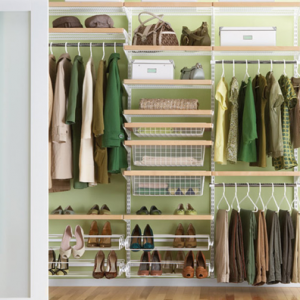 5 Ways to Keep Your Closet Organized